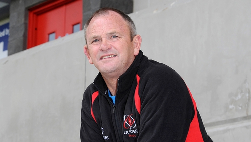 Mark Anscombe feels Connacht will offer Ulster a serious challenge at Ravenhill on Friday night