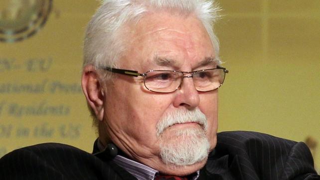 Ken Maginnis Ken Maginnis quits Ulster Unionist Party RT News