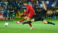 Ronaldo brace sends dismal Dutch home early