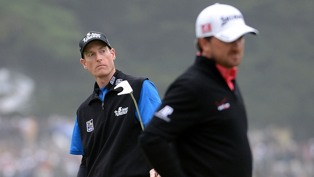 Furyk's failure to make any birdies on his final round ultimately proved costly.