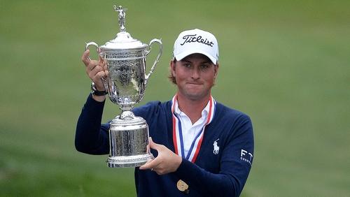 New US Open champion Webb Simpson