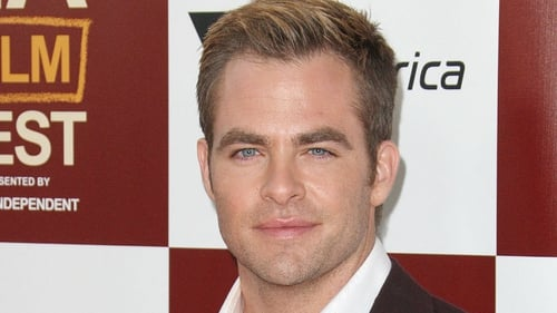 Chris Pine - cast in Z For Zachariah