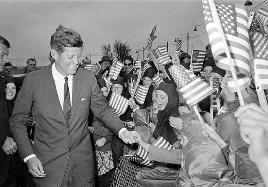 The 50th anniversary of JFK's visit to Ireland