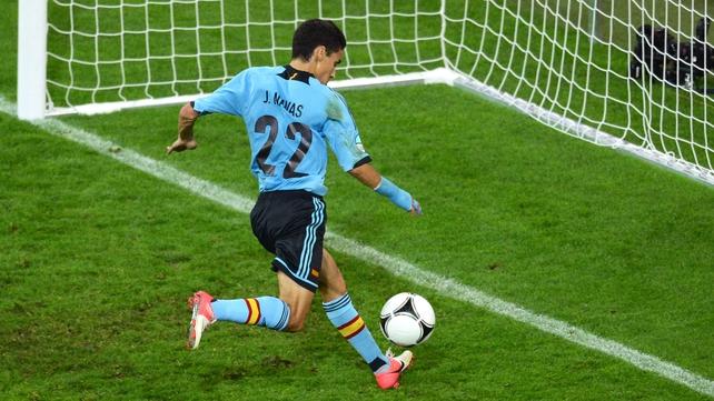 Navas has plied his trade at Sevilla since making his debut back in 2003