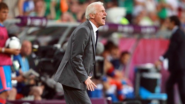 "Giovanni Trapattoni: ""I have always had the habit of winning and not losing and when I lose, I don't sleep at night."""