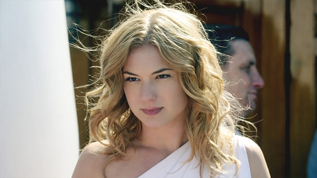 Love is to get a lot less complicated for Emily VanCamp's character in Revenge