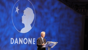 Danone says euro zone crisis hitting consumption of products