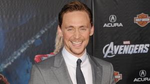 Hiddleston - Back as Loki