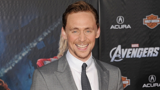 Hiddleston to play photographer Robert Capa
