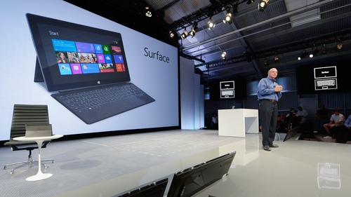 Niall Kitson is not too excited about Microsoft's new Surface