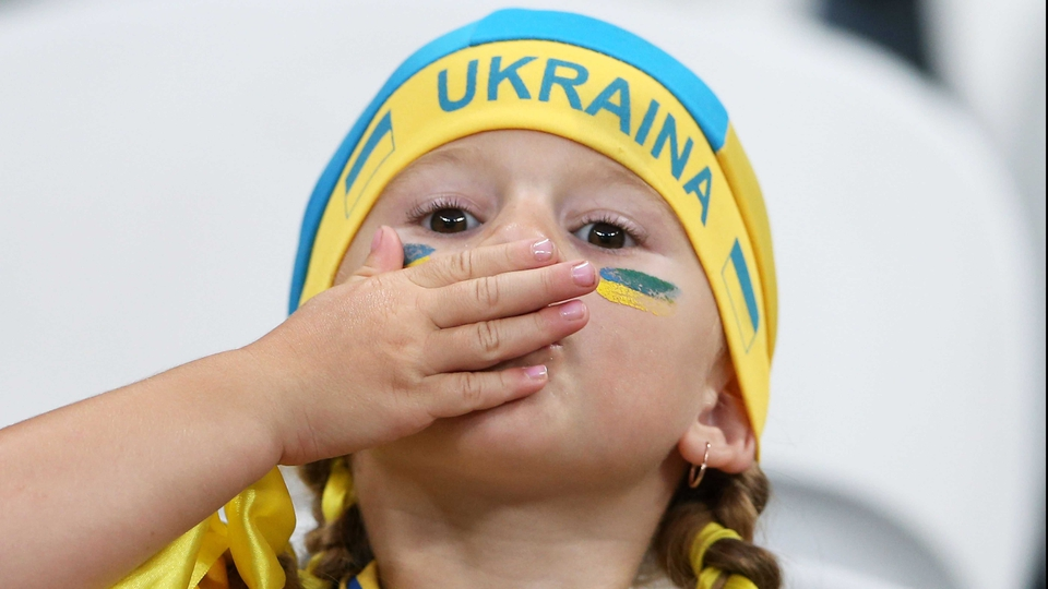 And Ukraine could kiss their quarter-final hopes goodbye