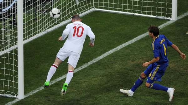 Rooney was on hand to score the decisive goal as England rode their luck against Croatia