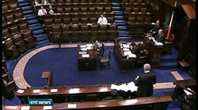 Dáil debate on Sinn Féin's household charge bill
