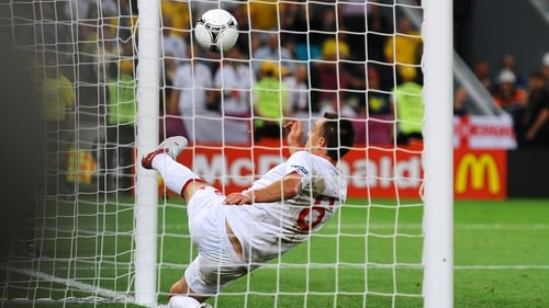 Human error saw Ukraine denied a perfectly good goal against England at Euro 2012