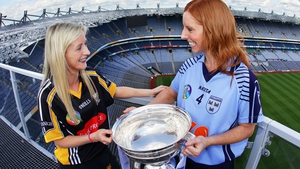 Catherine Doherty (Kilkenny) and Elaine O'Meara (Dublin)