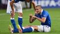 Chiellini will miss England quarter