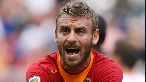 Daniele De Rossi claims to have been approached by English clubs before