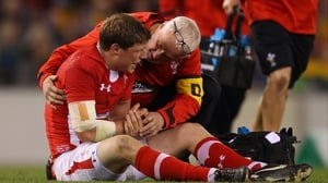 Rhys Priestland will be at number 10 again for Wales