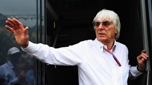 Berni Ecclestone does not anticipate the return of a female driver to the grid