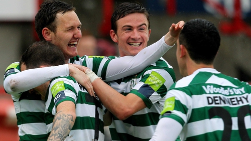 Shamrock Rovers will welcome Limerick to Tallaght Stadium for the second time this season
