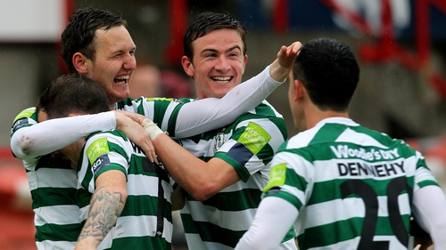 Shamrock Rovers will face last season's finalists Shelbourne