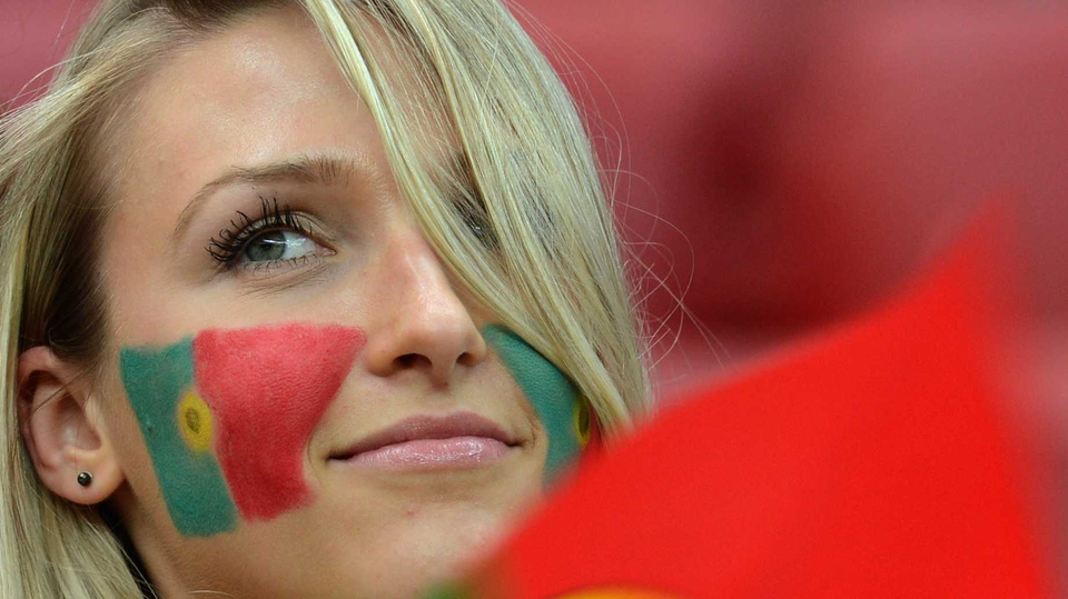 Portuguese supporters can now look forward to a clash with either Spain or France