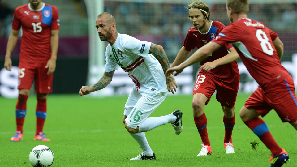 Ronaldo will take all the headlines but Raul Meireles was the star of the show for Portugal, controlling things from midfield