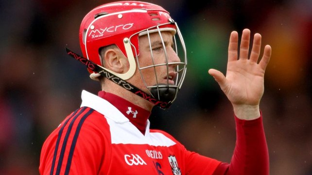 Anthony Nash will start in goals for Cork against Tipperary