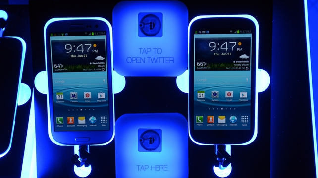 Samsung's quarterly profits soar 76%