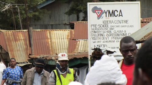 The consequences can been seen in the filthy streets of Nairobi's slums.