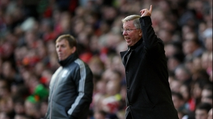 The incident happened during the Liverpool v Manchester United clash at Anfield in January