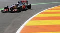 Button sets pace in Valencia