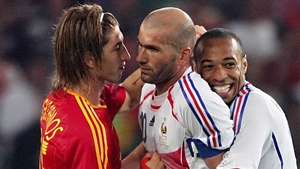 France defeated Spain at the last 16 stage of the 2006 World Cup