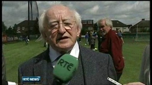 President Higgins hopes to make British state visit