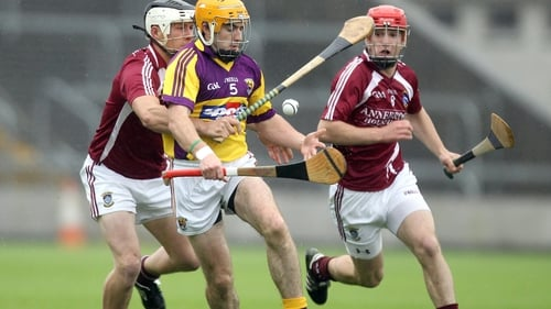 David Redmond's goal proved telling for Wexford
