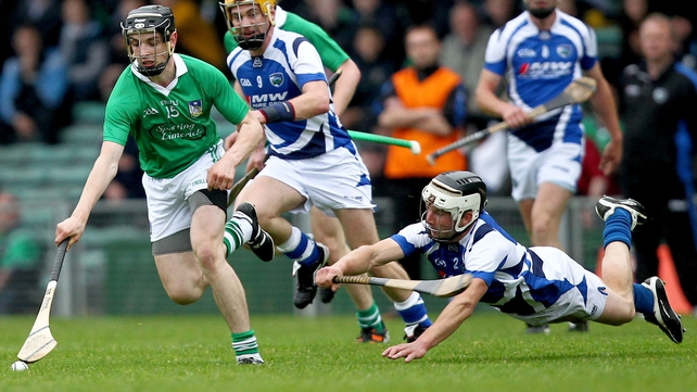 Limerick added another heavy defeat to Laois' season
