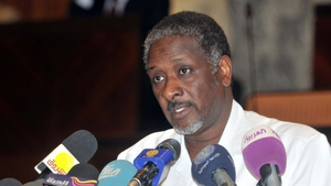 Sudanese Finance Minister Ali Mahmud proposed austerity measures two days ago