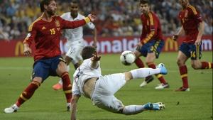 French midfielder Yohan Cabaye