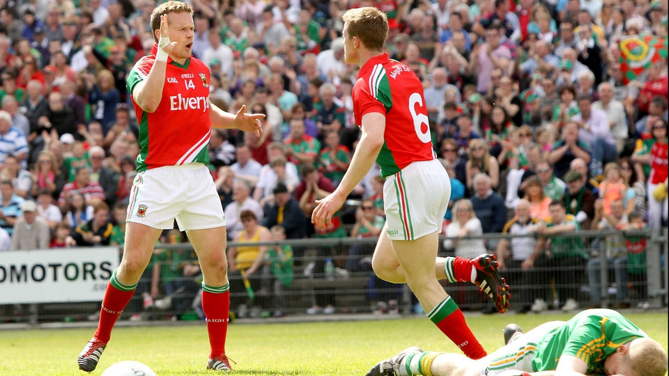 Mayo ran out comfortable 4-20 to 0-10 winners at McHale Park
