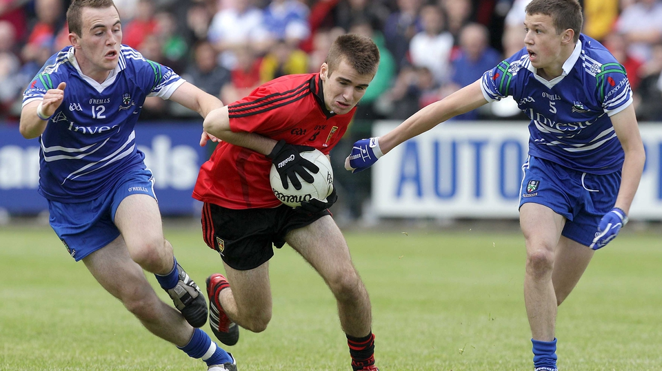 There was some joy for Monaghan as their Minors beat Down in the Ulster semi-final