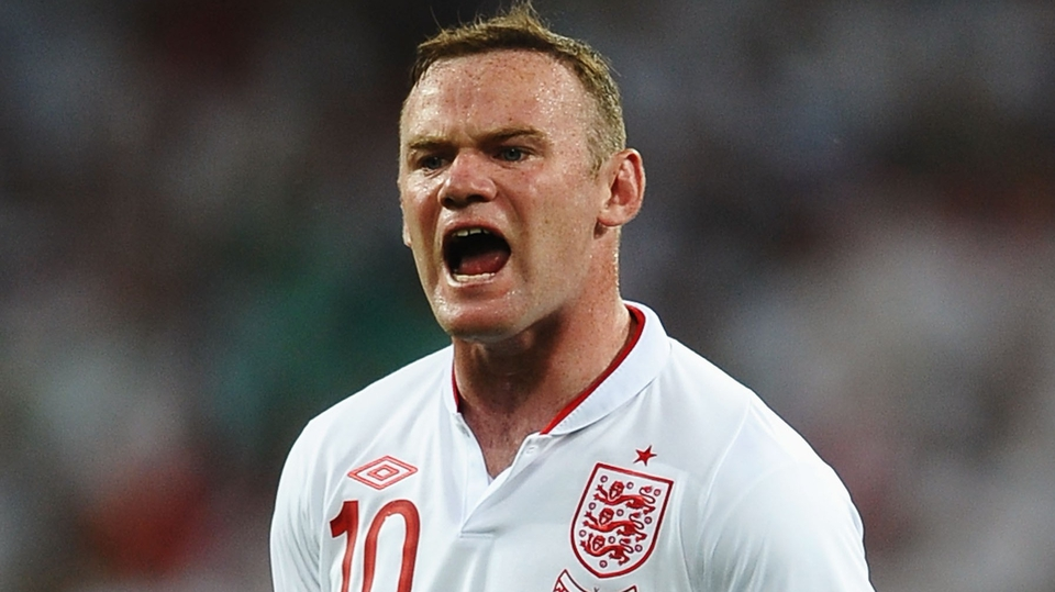 Wayne Rooney was mostly anonymous