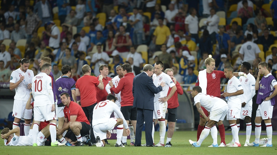 It was the first scoreless draw of Euro 2012