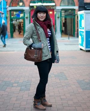 Zoe Wong, o