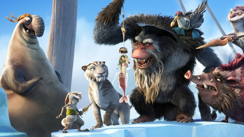 Ice Age: Continental Drift - In cinemas