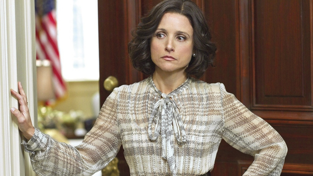 Julia Louis-Dreyfus will be back as the hapless US VP in Veep