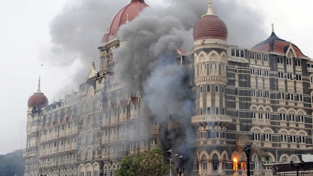More than 160 people were killed in attack in Mumbai in 2008