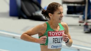 Stephanie Reilly: 3000m steeplechase