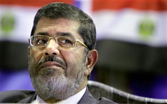 Iraq/Morsi