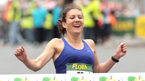 Caitríona Jennings: marathon