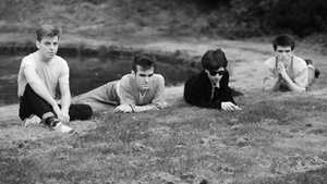 The Smiths: On a hillside desolate. Bicycle not pictured
